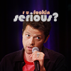 the female ghost of tom joad: misha collins doesn't approve