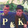 Glee Puck/Kurt