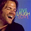 Jared Live Laugh Love
