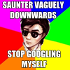 Night's Fang: GO - Crowley: Saunter Vaguely Downwards.