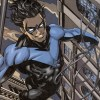 ClawofCat: comics: nightwing flying