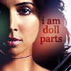 Kelly: DH: Doll Parts