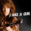sarah.: {Dances With Wolves} ~ I Has A Gun