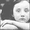 grim lil girl