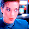 jadzia surprised
