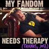 MyFandomNeedsTherapy