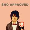 たまごちゃん: J-Pop//Arashi - Sho Approved