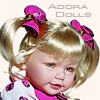 кукла Лиза, adora doll