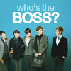 tvxq! - who's the boss