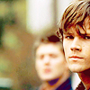 sam forefront dean blurry