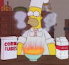 Cooking - Homer Can't Cook