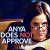 Anya - Does Not Approve