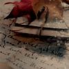 writing leaves