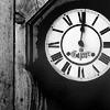 The GAzette clock