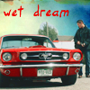 Dani: Dean/Mustang wet dream
