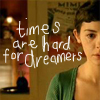 Amelie - times are hard