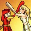 Telepath fight!