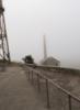 foggy, misty, alcatraz