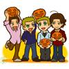 dreyth: A Wincest/J2 Halloween!