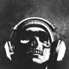 etc. | skull and headphones