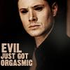 Demon Dean: eviljustgotorgasmic