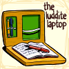 Sally M: luddite laptop
