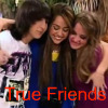 Happy, True Friends, Group Hug, Oliver/Miley/Lilly