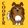 Sheri: Cooper - Cartoon icon