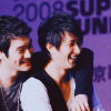 SuJu - shihan off guard