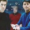 The Hysterical Hystorian: Star Trek: Kirk & McCoy OTP