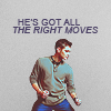 "Dean Winchester- "" he's got all the righ"