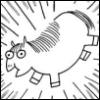 kate beaton - weird pony thing