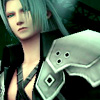 Sephiroth: we are soldiers stand or die