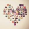 ※ {♥} : heart photos