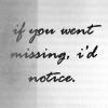 I'd Notice