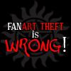 spn art theft wrong
