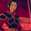 Princess Azula of the Fire Nation: all hail