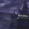 talesofsnape: Hogwarts at night