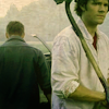 SPN-Boys going gravedigging