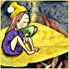 девочка осень-09-чайное