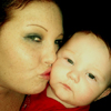 Cash and Mama Sept. '09