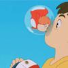 ponyo ✪ fish kiss