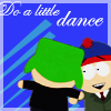 Kirsten: South Park - Style dance