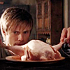sherrilina: Arthur/Chicken (Merlin)