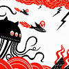 [art] ★ beware the tentacled invaders