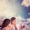 QueenB: silver+ade [90210 S2]