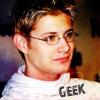 pleasant_sarcasm: Jensen geek glasses