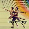 lilbrokenangel colorful ballet