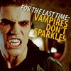 Stefan Salvatore: Vampires don't sparkle