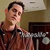 xander - hates life